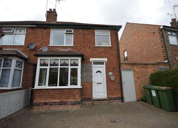 Thumbnail 3 bed semi-detached house for sale in Victoria Street, Narborough, Leicester