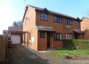 Thumbnail 3 bedroom semi-detached house for sale in Bowness Way, Gunthorpe, Peterborough