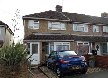 Thumbnail 2 bed end terrace house for sale in Eastwood Crescent, Brislington, Bristol