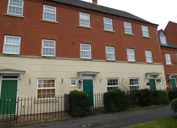 Thumbnail 4 bed town house for sale in Eagle Way, Hampton Vale, Peterborough
