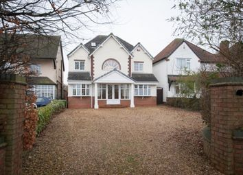 Thumbnail 7 bed detached house for sale in Foley Road West, Streetly, Sutton Coldfield