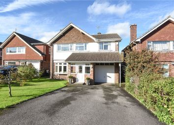 Thumbnail 4 bed detached house for sale in Weatherbury Way, Dorchester, Dorset