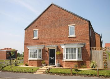 Thumbnail 4 bed detached house for sale in Meadowfields, Morton On Swale, Northallerton