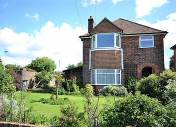Thumbnail 3 bed detached house for sale in Sompting Road, Worthing, West Sussex