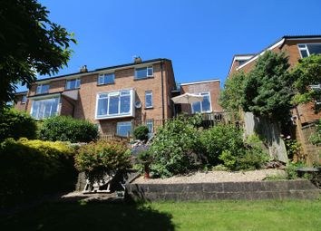 Thumbnail 4 bed semi-detached house for sale in Kempes Close, Long Ashton, Bristol