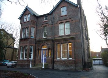 Thumbnail 3 bed flat to rent in Aigburth Drive, Liverpool