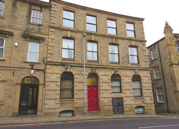 Thumbnail 1 bed flat for sale in Wellington Road, Dewsbury