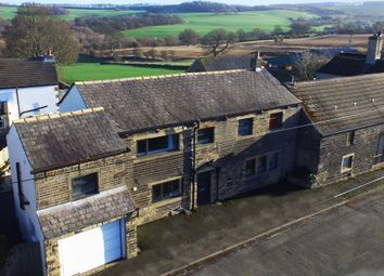 Thumbnail 4 bed detached house for sale in Botany Lane, Lepton, Huddersfield