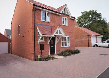 Thumbnail 4 bed detached house for sale in Nightingale Way, Martlesham, Woodbridge