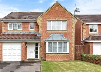 Thumbnail 4 bed detached house for sale in Paddick Drive, Lower Earley