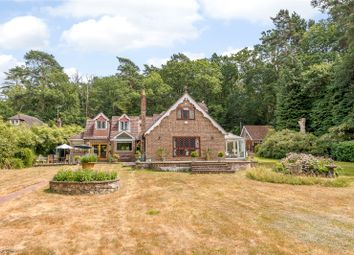 Thumbnail 4 bed detached house for sale in Crabtree Lane, Churt, Farnham, Surrey
