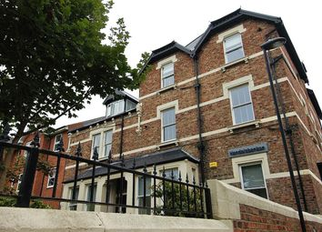 Thumbnail 3 bed flat for sale in Manor Road, Carlton House, Tynemouth