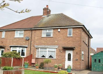 Thumbnail 3 bed semi-detached house for sale in Mansfield Road, Clipstone Village, Mansfield