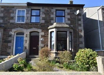 Thumbnail 3 bedroom semi-detached house for sale in Albany Road, Redruth