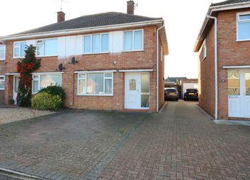 Thumbnail 3 bed semi-detached house for sale in Storrington Way, Werrington, Peterborough