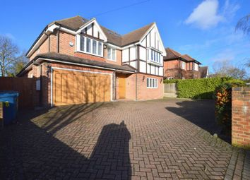 Thumbnail 7 bed detached house to rent in Hillview Road, Hatch End, Pinner