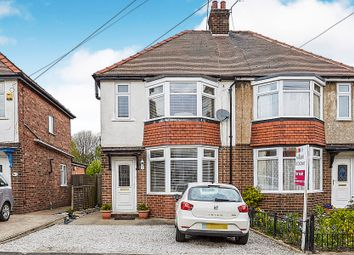 Thumbnail 3 bed semi-detached house for sale in North Street, Anlaby, Hull