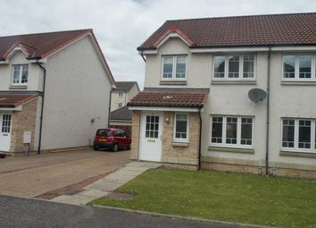 Thumbnail 3 bed semi-detached house for sale in 40 Meikle Inch Lane, Wester Inch Village, Bathgate