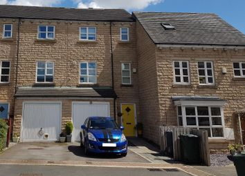 Thumbnail 4 bed town house for sale in Corn Mill Fold, Bradford