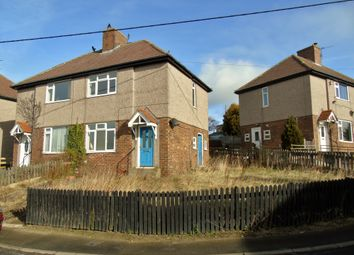 2 bed semi-detached house for sale in Weardale Crescent, Tow Law, Bishop Auckland DL13