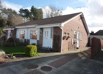 Thumbnail 2 bed semi-detached bungalow for sale in Fernwood Close, Brompton, Northallerton