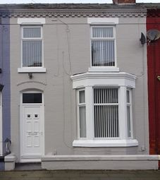 Thumbnail 3 bed terraced house for sale in Hornsey Road, Anfield, Liverpool