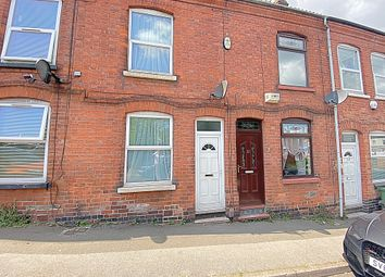 2 bed terraced house for sale in High Church Street, New Basford, Nottingham NG7