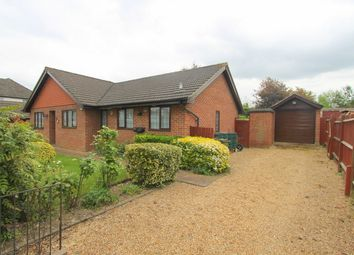 Thumbnail 3 bed detached bungalow for sale in The Mead, Wallington