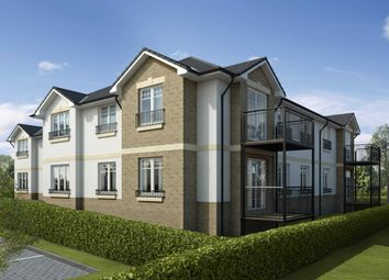 "Thumbnail 2 bedroom flat for sale in ""Lamlash"" at Cathkin Road, Carmunnock, Clarkston, Glasgow"