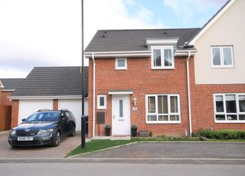Thumbnail 3 bed semi-detached house for sale in Belton Close, Washington