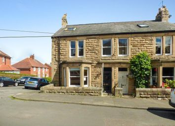Thumbnail 3 bedroom end terrace house for sale in High Burswell, Hexham