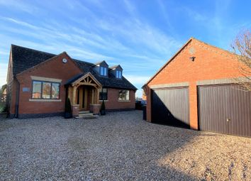 Thumbnail 4 bed detached house for sale in The Swallows, Top End, Great Dalby