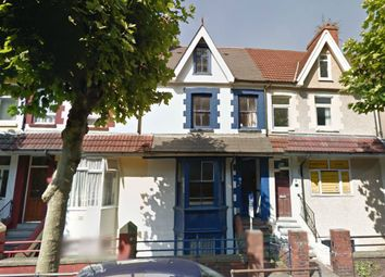Thumbnail 7 bed terraced house to rent in Broadway, Treforest, Pontypridd