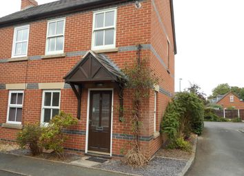 Thumbnail 2 bed semi-detached house to rent in Northumberland Place, Shrewsbury
