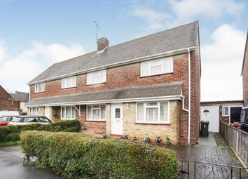 Thumbnail 3 bed semi-detached house for sale in Manor Park, Houghton Regis, Dunstable, Bedfordshire
