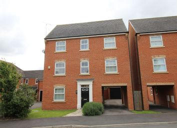 Thumbnail 4 bed detached house to rent in Tickford Bank, Widnes