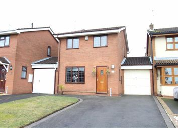 Thumbnail 3 bedroom detached house for sale in Balmoral View, Milking Bank, Dudley