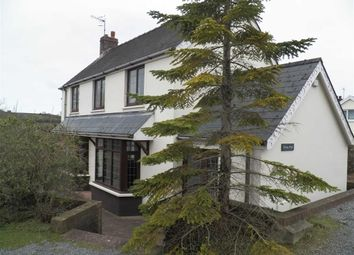 Thumbnail 4 bed detached house for sale in The Ridgeway, Saundersfoot
