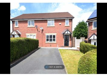 Thumbnail 3 bedroom semi-detached house to rent in Bolton, Bolton