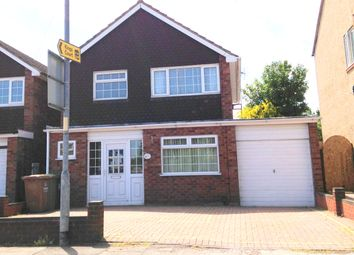 Thumbnail 3 bed detached house to rent in Old Park Road, Wednesbury