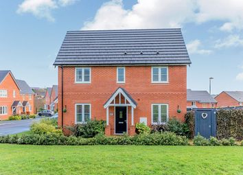 Thumbnail 3 bed detached house for sale in Sandiacre Avenue, Brindley Village, Stoke-On-Trent