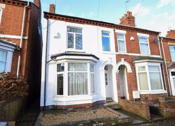 Thumbnail 3 bed terraced house for sale in Dryden Road, Wellingborough