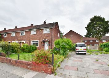 3 bed terraced house for sale in Foxhill Road, Eccles, Manchester M30