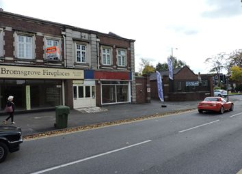 Thumbnail Commercial property to let in Town Centre, Bromsgrove, Worcs