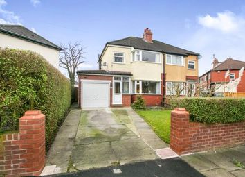 Thumbnail 3 bed semi-detached house for sale in Broadway, Offerton, Stockport, Cheshire