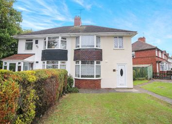 Thumbnail 3 bed semi-detached house for sale in Harold Road, Bearwood, Smethwick