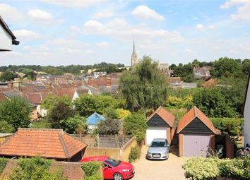 Thumbnail 3 bed terraced house for sale in Oasthouse Court, Saffron Walden, Essex