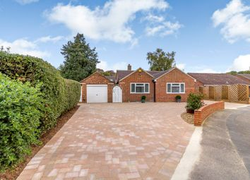 Thumbnail 3 bed detached bungalow for sale in Simons Close, Ottershaw, Chertsey