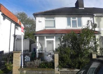 Thumbnail 3 bed semi-detached house for sale in Oakleigh Road North, Whetstone, London
