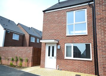 Thumbnail 2 bed mews house to rent in Valentine Way, Newcastle-Under-Lyme